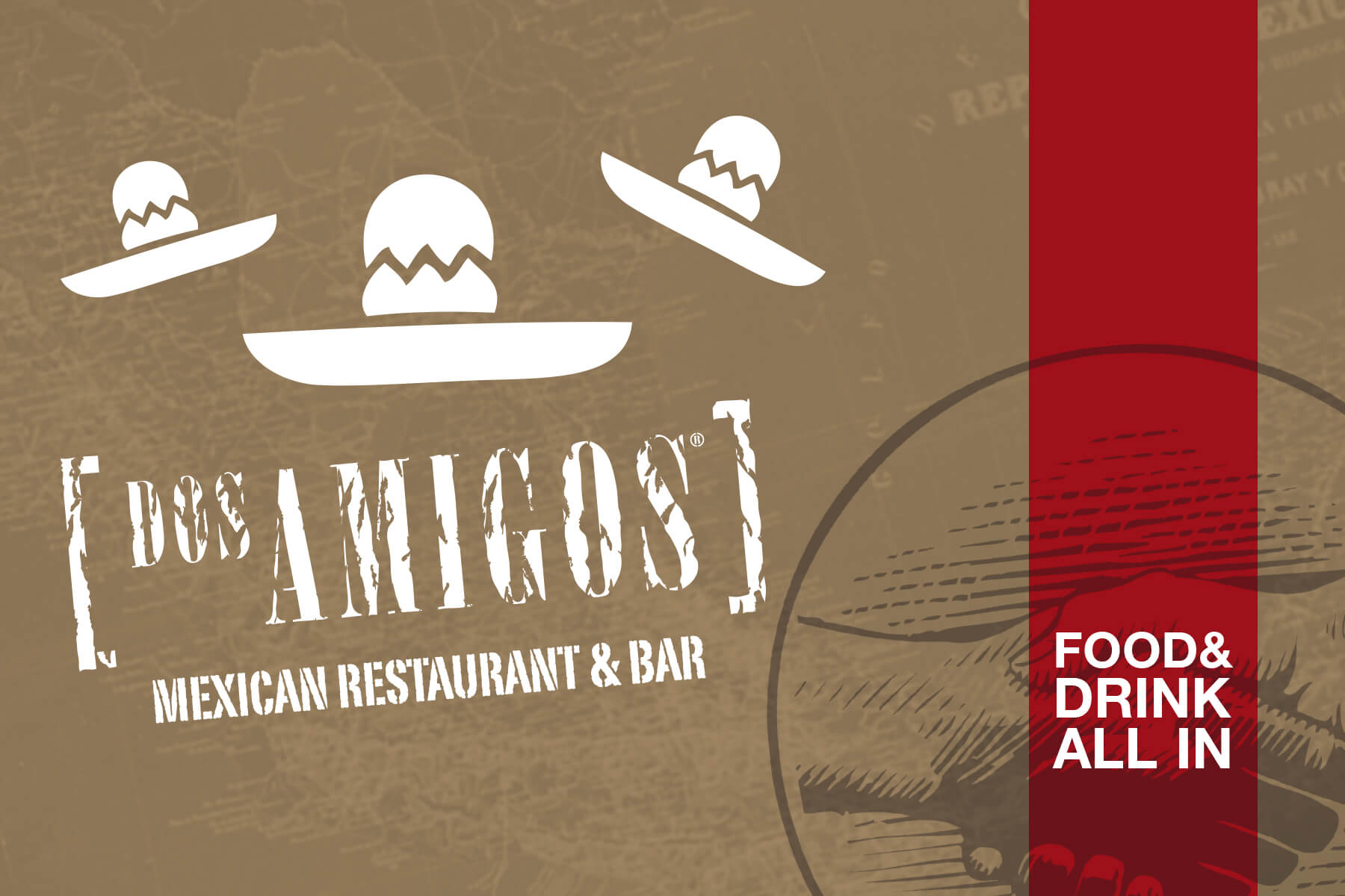 Dos Amigos | Mexican Restaurant & Bar